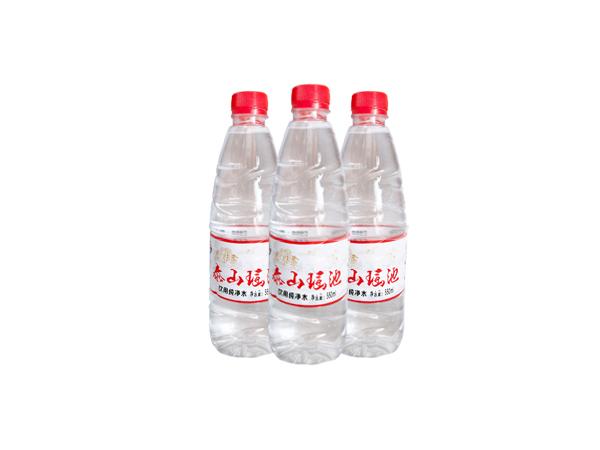 泰山瑶池瓶装水